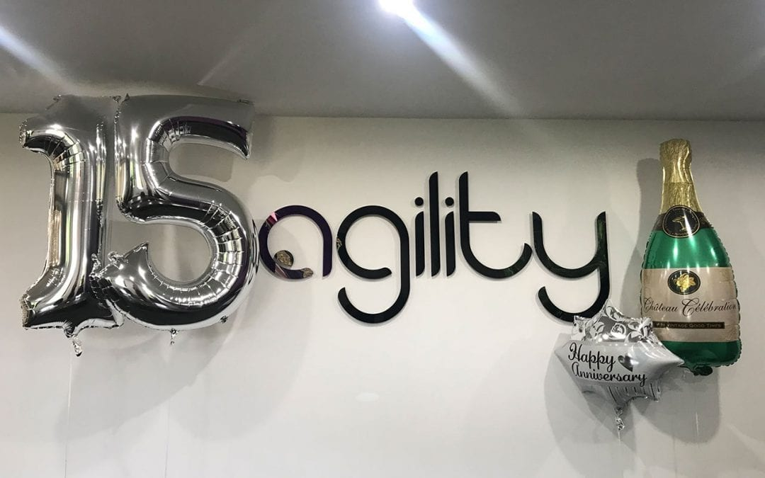 Agility Fleet Celebrate 15 Years In Business