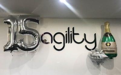 Agility Fleet Celebrate 15 Years In Business